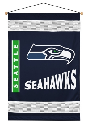 Seattle Seahawks Wall Hanging