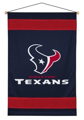 Houston Texans Wall Hanging