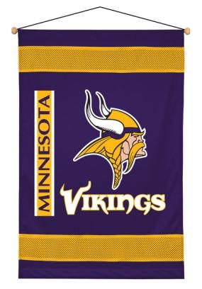 Minnesota Vikings Wall Hanging