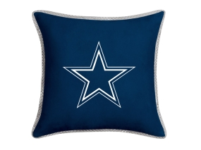 Dallas Cowboys Toss Pillow