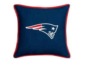 New England Patriots Toss Pillow