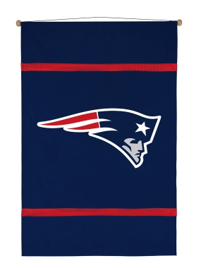 New England Patriots Wall Hanging