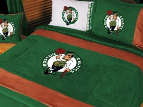 Boston Celtics MVP Comforter