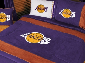 Los Angeles Lakers MVP Comforter