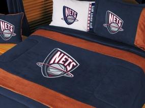 New Jersey Nets MVP Comforter