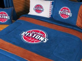 Detroit Pistons MVP Comforter