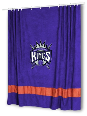 Sacramento Kings Shower Curtain