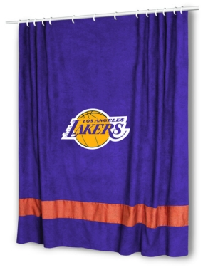 Los Angeles Lakers Shower Curtain
