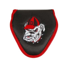 Georgia Bulldogs Mallet Putter Cover