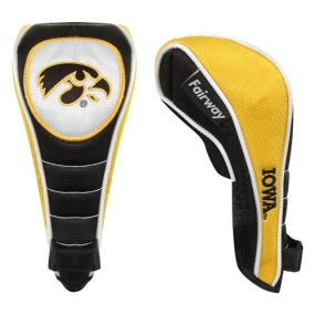 Iowa Hawkeyes Fairway Headcover
