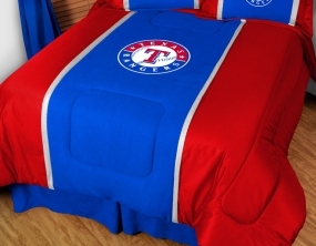 Texas Rangers MVP Comforter