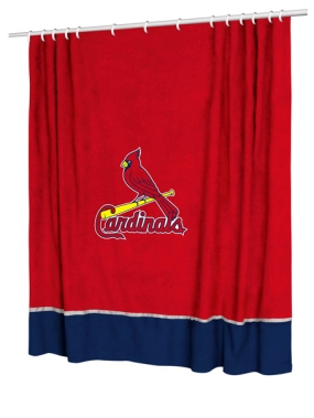 St Louis Cardinals Shower Curtain
