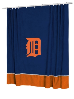 Detroit Tigers Shower Curtain