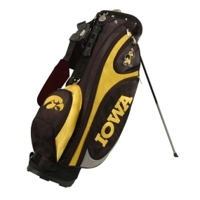 Iowa Hawkeyes GridIron Stand Golf Bag