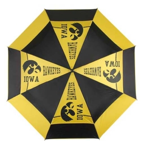 Iowa Hawkeyes Golf Umbrella