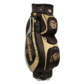 Colorado Buffaloes Letterman's Club II Cooler Cart Golf Bag