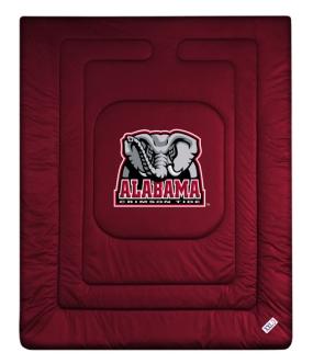 Alabama Crimson Tide Jersey Comforter