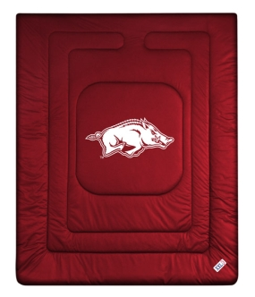 Arkansas Razorbacks Jersey Comforter
