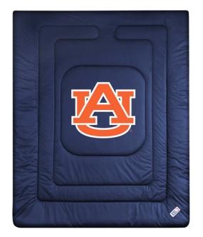 Auburn Tigers Jersey Comforter