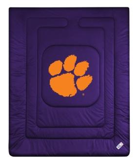 Clemson Tigers Jersey Comforter