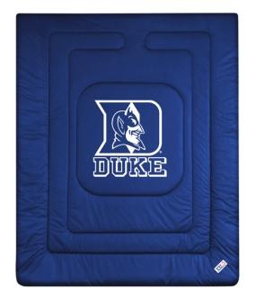 Duke Blue Devils Jersey Comforter