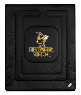 Georgia Tech Yellow Jackets Jersey Comforter
