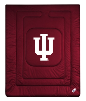 Indiana Hoosiers Jersey Comforter