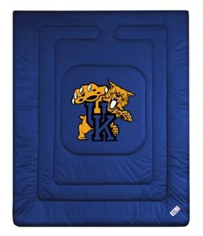 Kentucky Wildcats Jersey Comforter