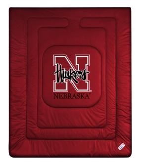 Nebraska Cornhuskers Jersey Comforter