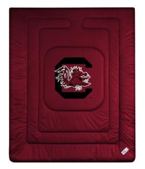 South Carolina Gamecocks Jersey Comforter