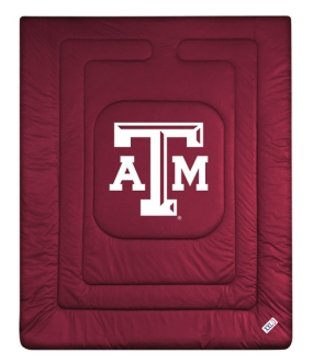 Texas A&M Aggies Jersey Comforter