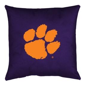 Clemson Tigers Toss Pillow