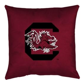 South Carolina Gamecocks Toss Pillow