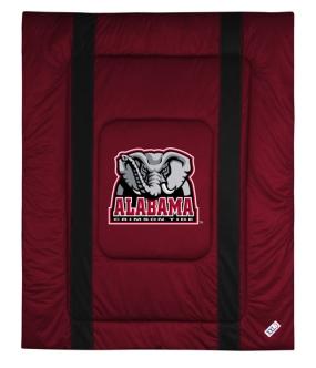 Alabama Crimson Tide Sidelines Comforter