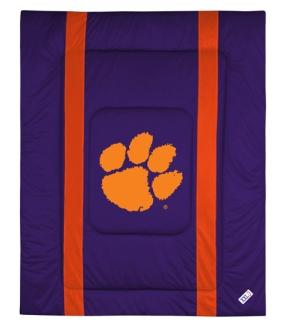 Clemson Tigers Sidelines Comforter