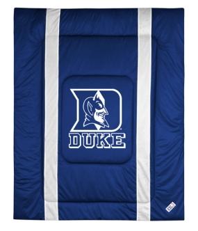 Duke Blue Devils Sidelines Comforter