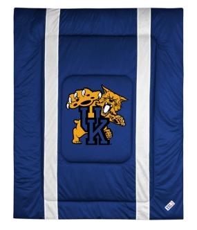 Kentucky Wildcats Sidelines Comforter