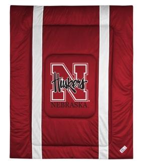 Nebraska Cornhuskers Sidelines Comforter