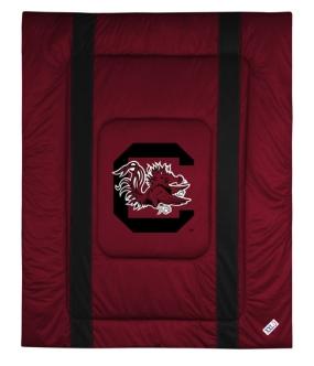 South Carolina Gamecocks Sidelines Comforter