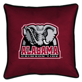 Alabama Crimson Tide Toss Pillow