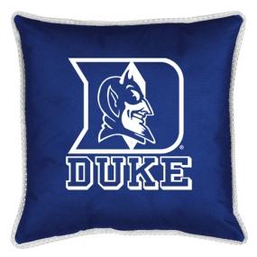 Duke Blue Devils Toss Pillow