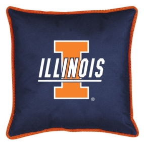 Illinois Fighting Illini Toss Pillow