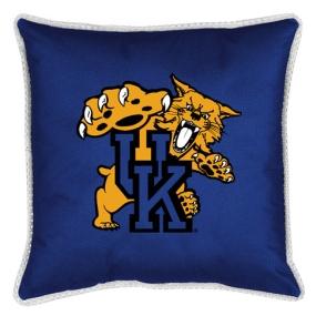Kentucky Wildcats Toss Pillow