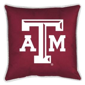 Texas A&M Aggies Toss Pillow