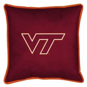 Virginia Tech Hokies Toss Pillow