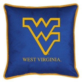 West Virginia Mountaineers Toss Pillow