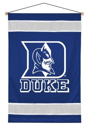 Duke Blue Devils Wall Hanging