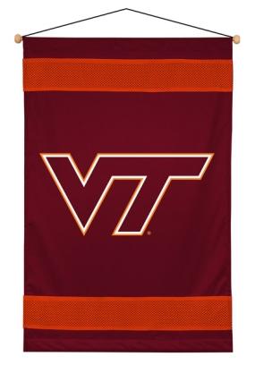 Virginia Tech Hokies Wall Hanging
