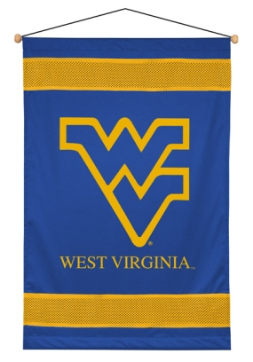 West Virginia Mountaineers Wall Hanging