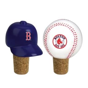Boston Red Sox Bottle Cork Set